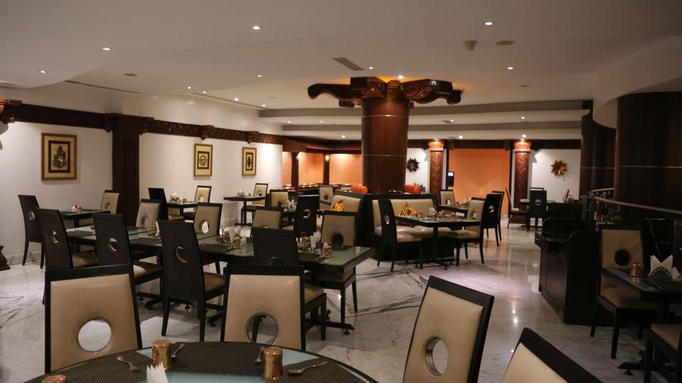The President Hotel, Jayanagar, Bangalore Bangalore Chettinad Kitchen The President Hotel Jayanagar Bangalore 1