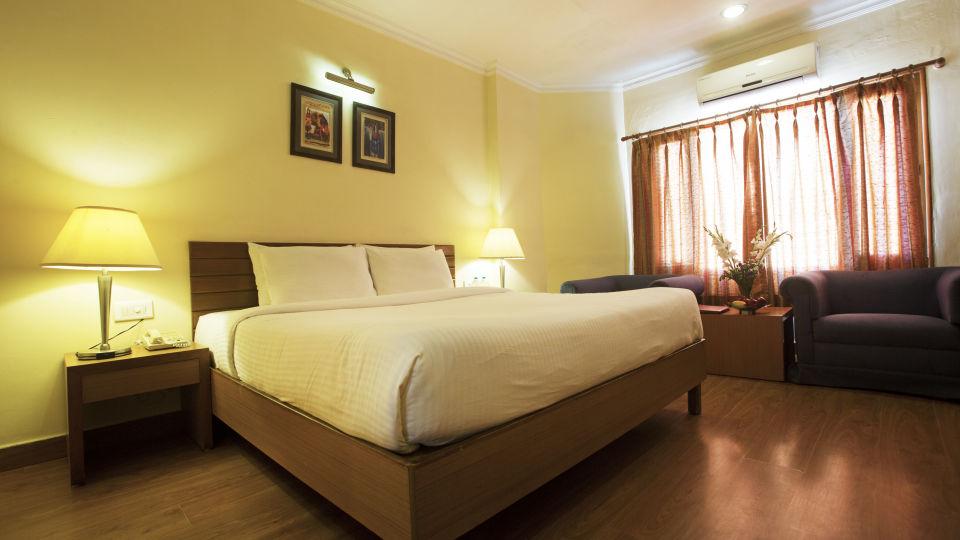 Deluxe rooms Timber Trail heights Terrace resort Parwanoo 3