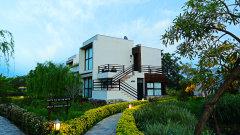 facade, The Golden Tusk Ramnagar, Ramnagar resort 2