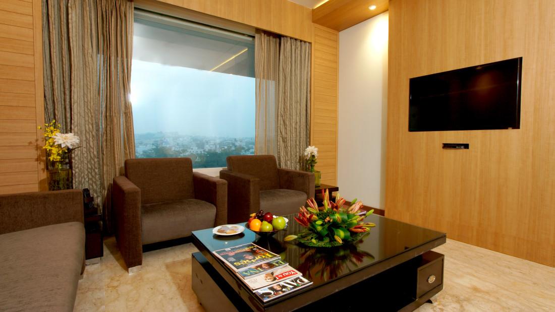 4 Star Suites at Hotel Daspalla Hyderabad