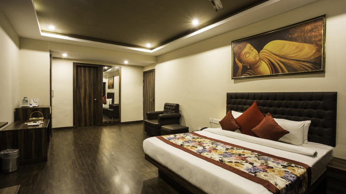 Suite at Mount Milestone Hotel Banquets Siliguri 2