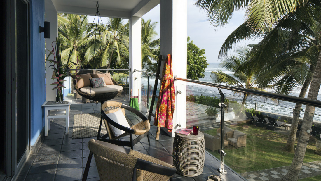OTP Signature Two Bedroom Suites at Owl and the Pussycat hotel and restaurant in galle 2
