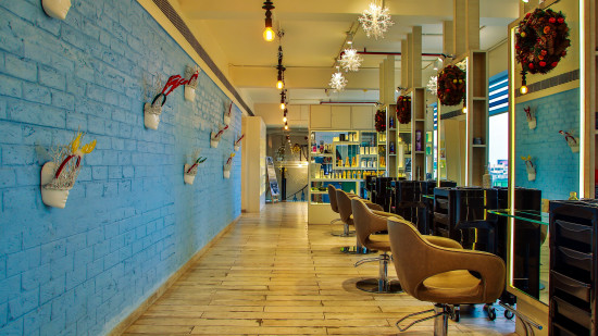 Kairos Saloon Spa at Hotel Daspalla Hyderabad Hotel in Hitech City 1