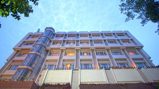 Building 4 - VITS Hotel Bhubaneshwar opifni