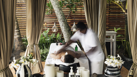 Spa at Owl and the Pussycat hotel and restaurant in galle 2