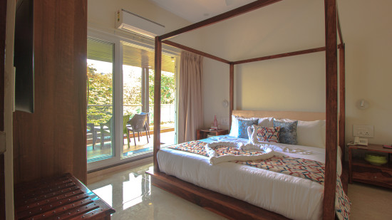 A(rt)ventures in Goa, Rosakue Hospitality 3
