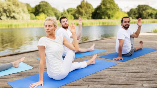 Diabetes-yoga