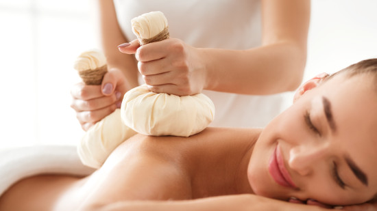 Massage therapy main page