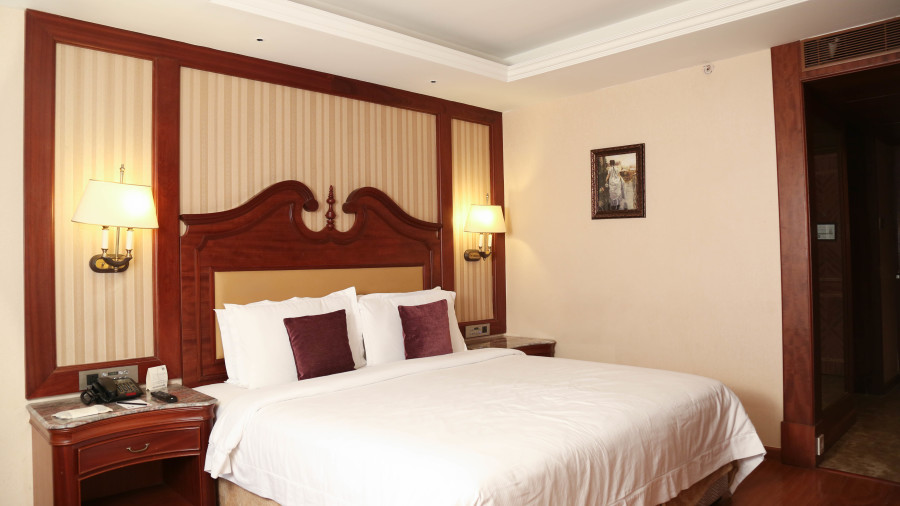 Hablis Rooms at Hablis Hotel Chennai  Rooms in Chennai  Business hotel in Guindy 3