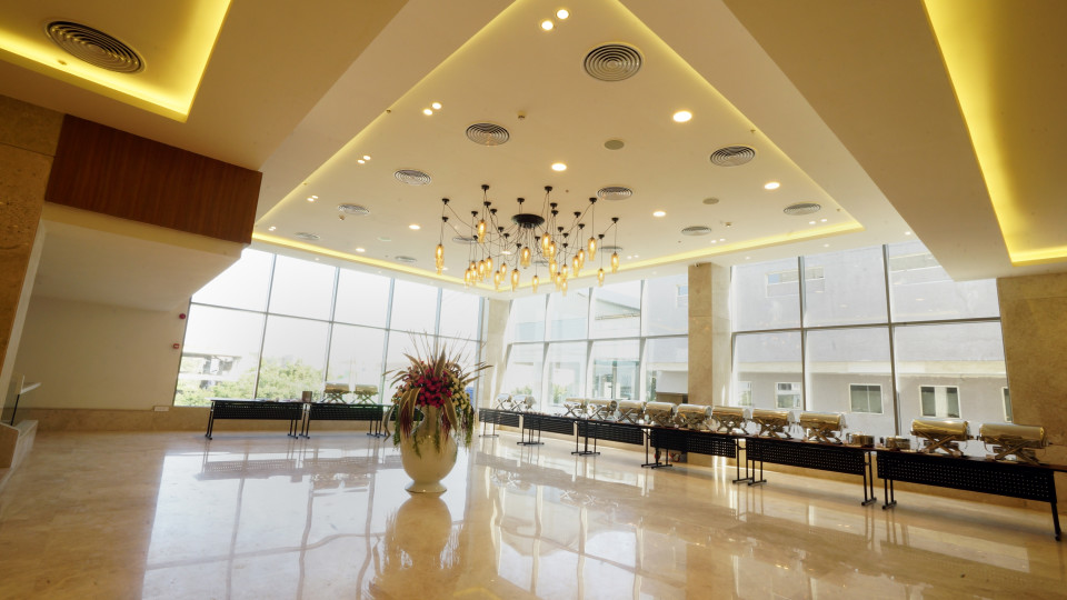 Pre Function Area Hotel Daspalla Hyderabad 1