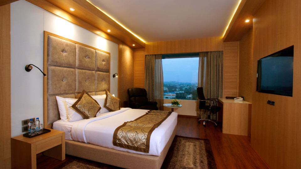 Suites at Hotel Daspalla Hyderabad 1