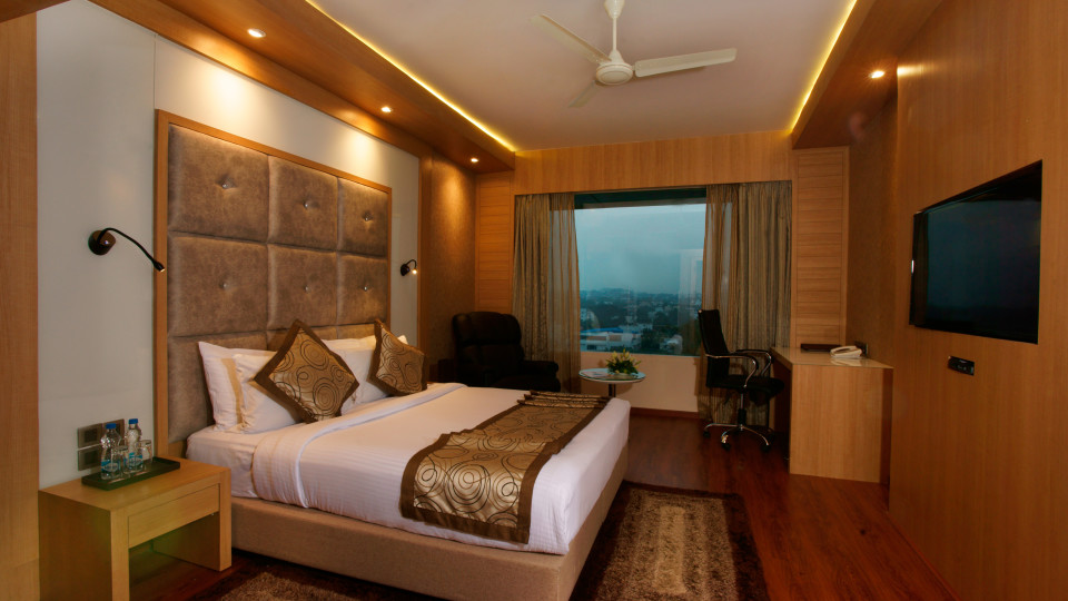 Suites at Hotel Daspalla Hyderabad 2