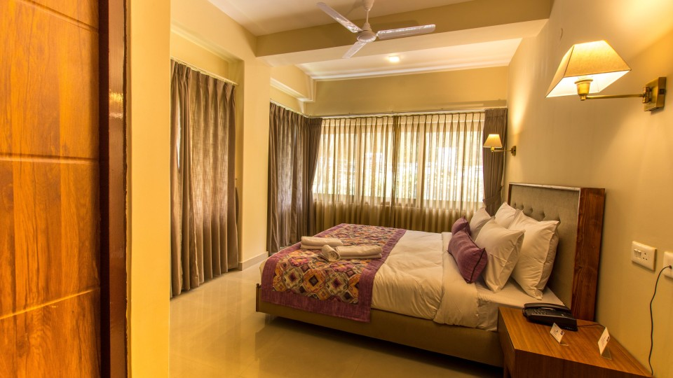 suite at Mount Himalayan Hotel and Spa 2