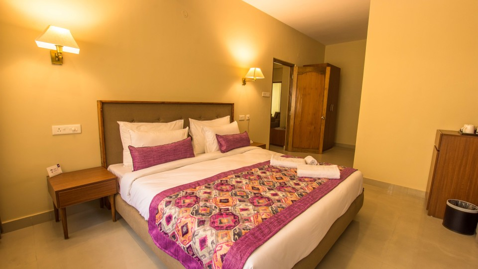 suite at Mount Himalayan Hotel and Spa 3