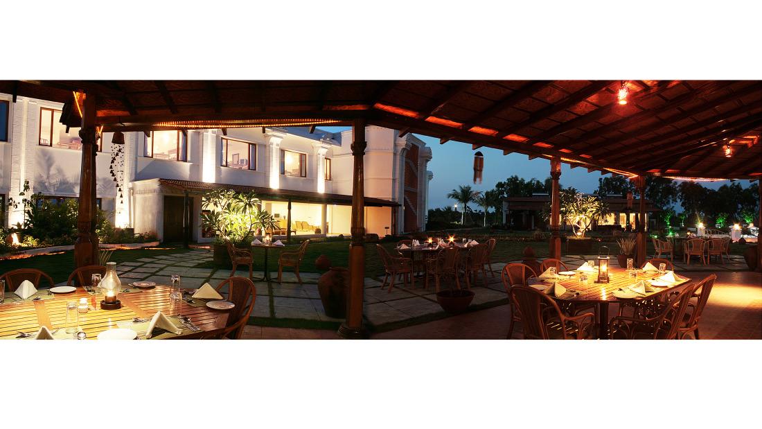 Kapi Restaurant Chariot Beach Resort Mahabalipuram Chennai 1