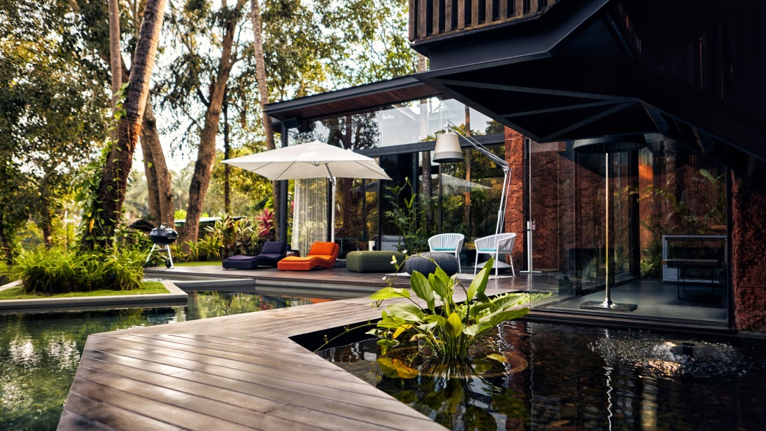 Villa in Palms by V Escapes, Luxury Getaways in North Goa 16