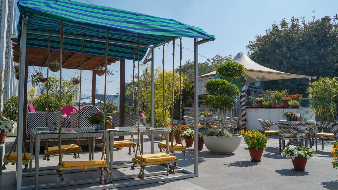 Pizza Bay Karma Lakelands Pizza in Gurgaon 4
