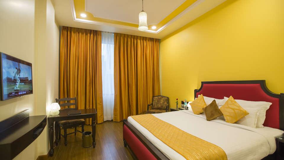 Hotel Kapish Smart, Jaipur Jaipur Deluxe Double Room Hotel Kapish Smart Jaipur 3