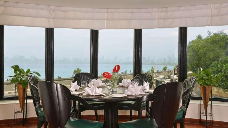 Restaurant Sarovar Hotels - Marine Plaza Mumbai 5