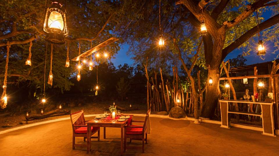 Under The Jamun Tree-Restaurant in Bhopal-Jehan Numa Retreat, Bhopal,Resorts in Bhopal