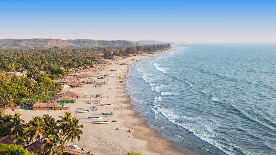 The Bungalows Light House, Goa Goa Arambol Beach