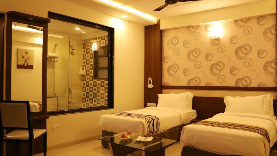 VITS Sagar Plaza, Pune Pune Deluxe Room VITS Sagar Plaza Pune 2