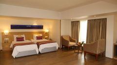 Deluxe Rooms Sarovar Portico Ahmedabad 11