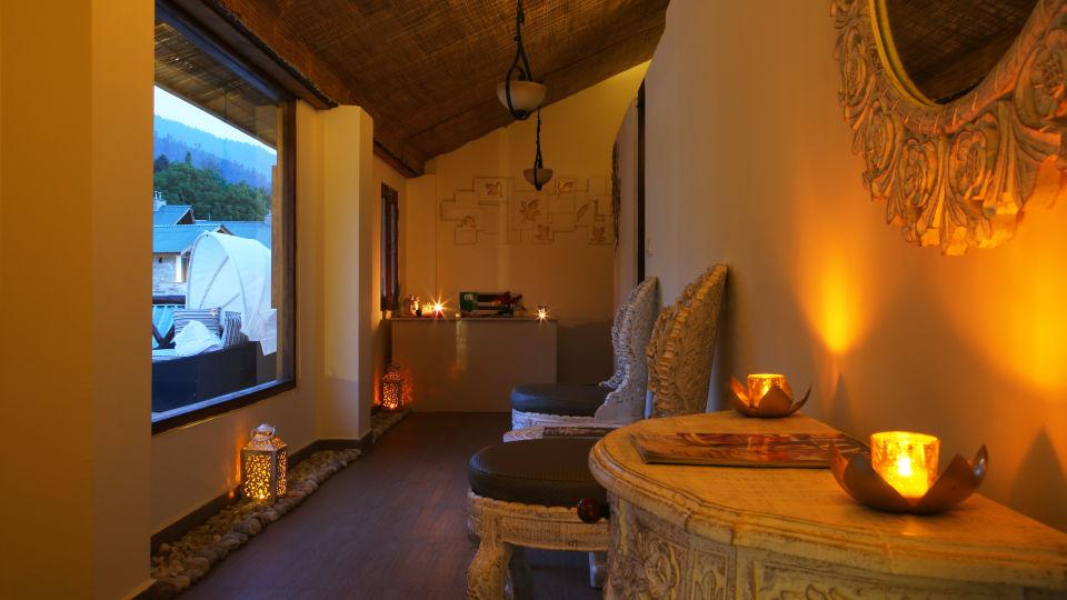 Spa LaRiSa Mountain Resort Manali - Things to do in Manali