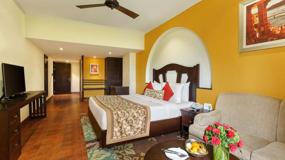 Deluxe Rooms- Aloha on the Ganges Rishikesh 2