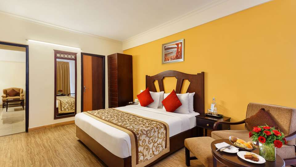 One bedrooom standard apartment- Aloha on the Ganges Rishikesh 3
