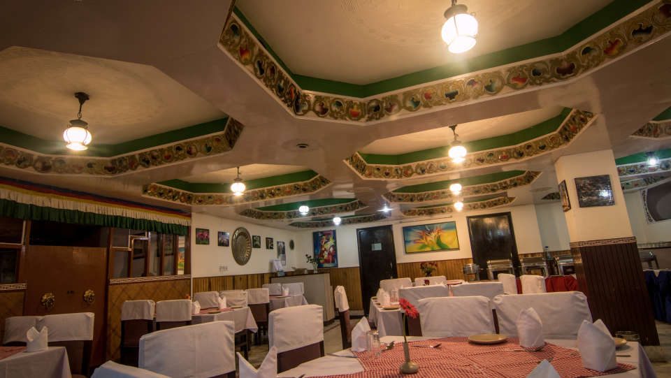 Central Hotel, Gangtok Gangtok dining wild orchids restaurant central hotels gangtok 6