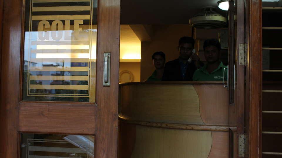 Golf Inn Executive Hotel, Bangalore Bangalore lobby 1 golf inn executive hotel near embassy golf links business park