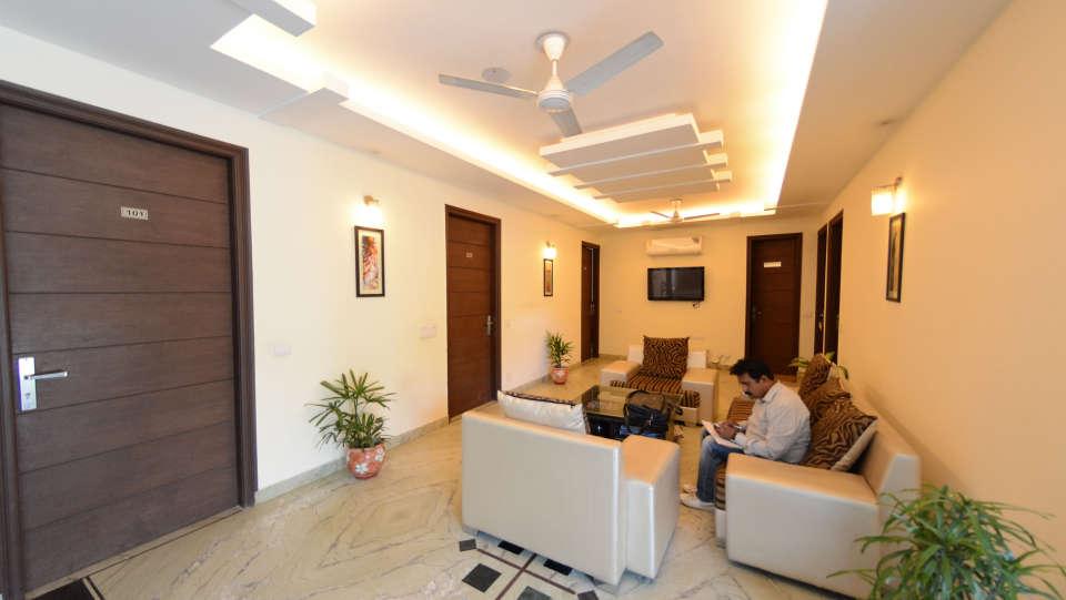 Hotel Royal Sapphire, Gurgaon Gurgaon Lobby Hotel Royal Sapphire Gurgaon
