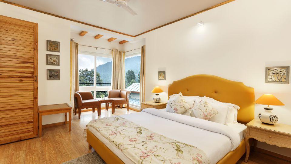 Bed Room Pinewood Nainital yagoys