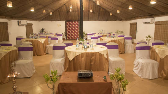 Conference Hall in Konark 9, Lotus Eco Beach Resort, Konark Resort