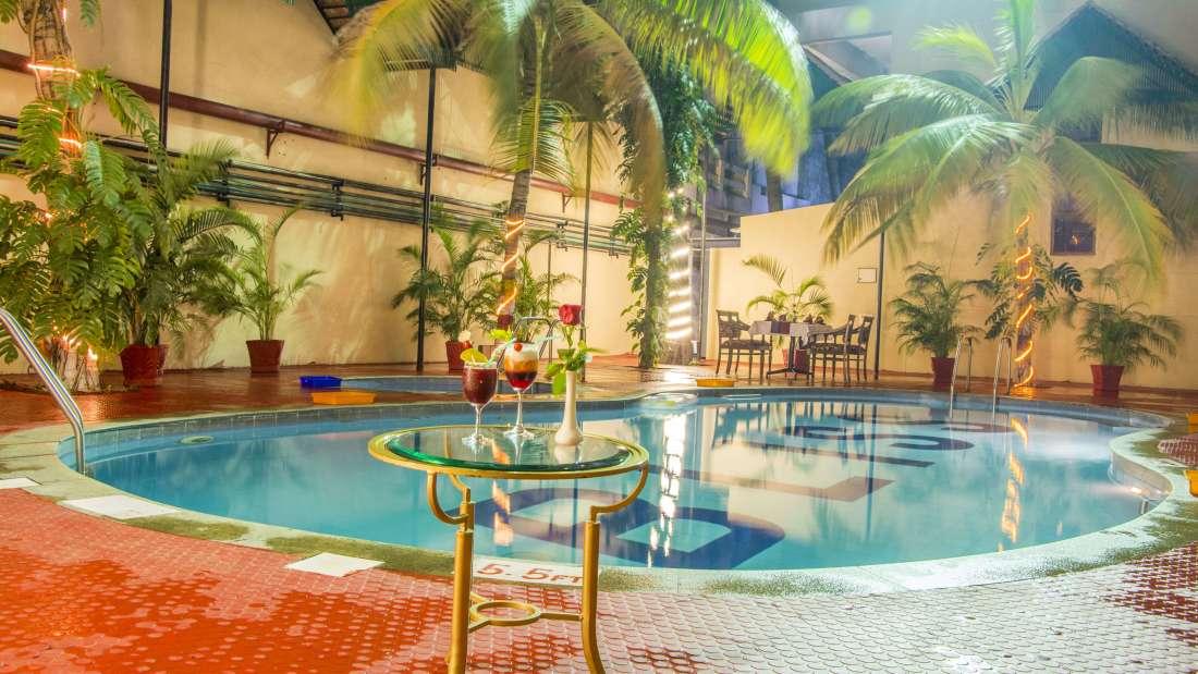 Hotel Bliss, Hotel in Tirupati, Swimming Pool 9