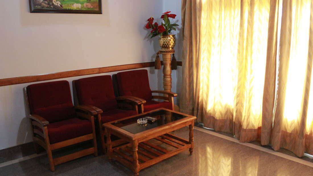 Executive Rooms at Hotel Presidency Bangalore 3