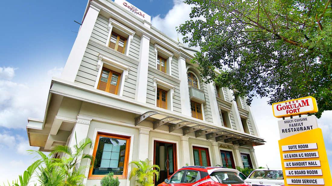 Sree Gokulam Fort, Thalassery hotels, Gokulum Hotels in Thalassery3