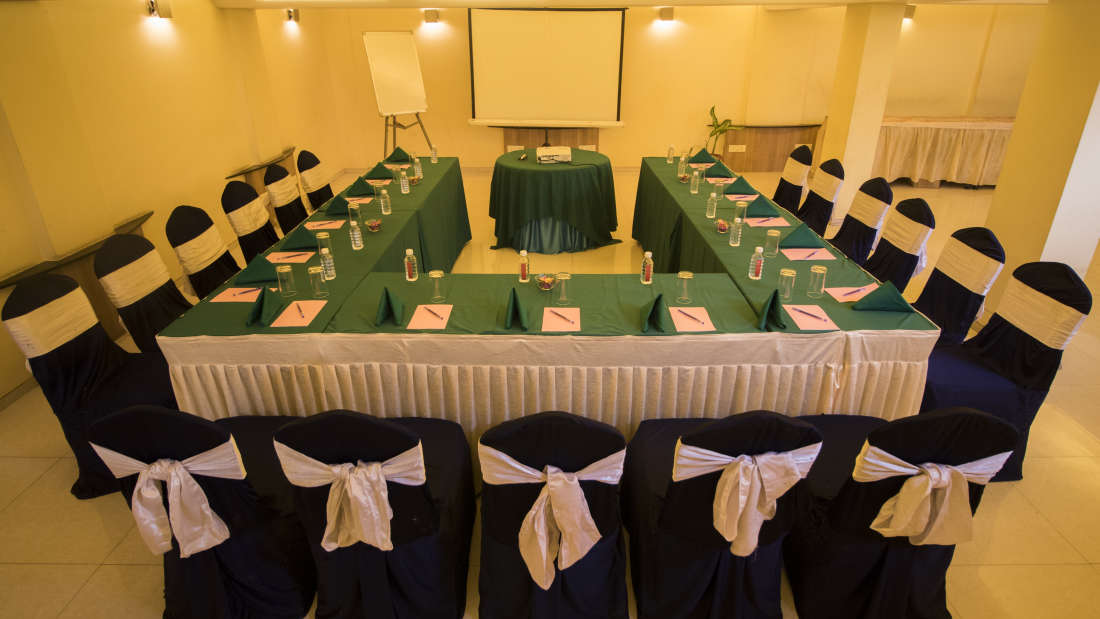 Onyx Meeting and Banquet Hall at Kamfotel Hotel Nashik