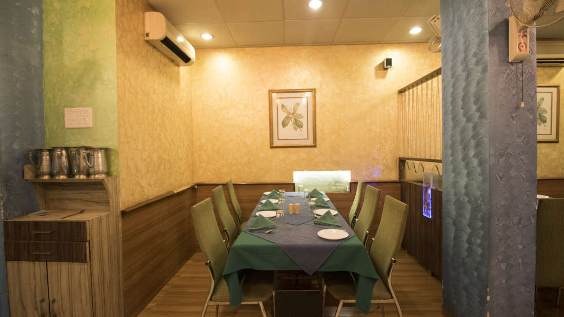 Sapphire AC Restaurant at VITS Hotel, Nashik