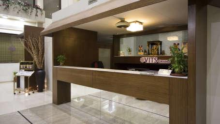 VITS Grand Hotel, Latur Latur Hotel VITS Latur 6239