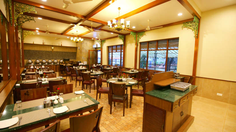 Rani Rasoi Restaurant Zara s Resort Hotels in Lonavla for Honeymoon Couples 3