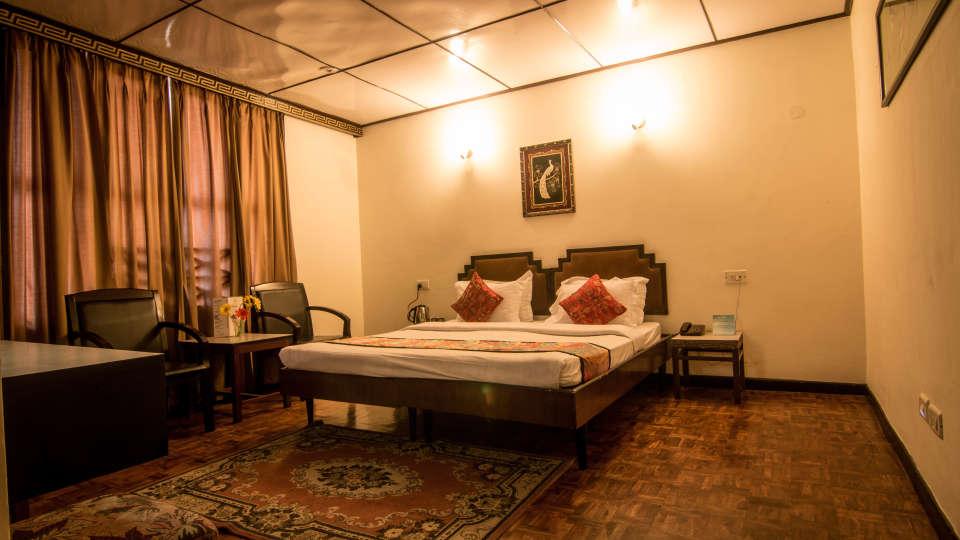 Central Hotel, Gangtok Gangtok club rooms central hotels gangtok 1