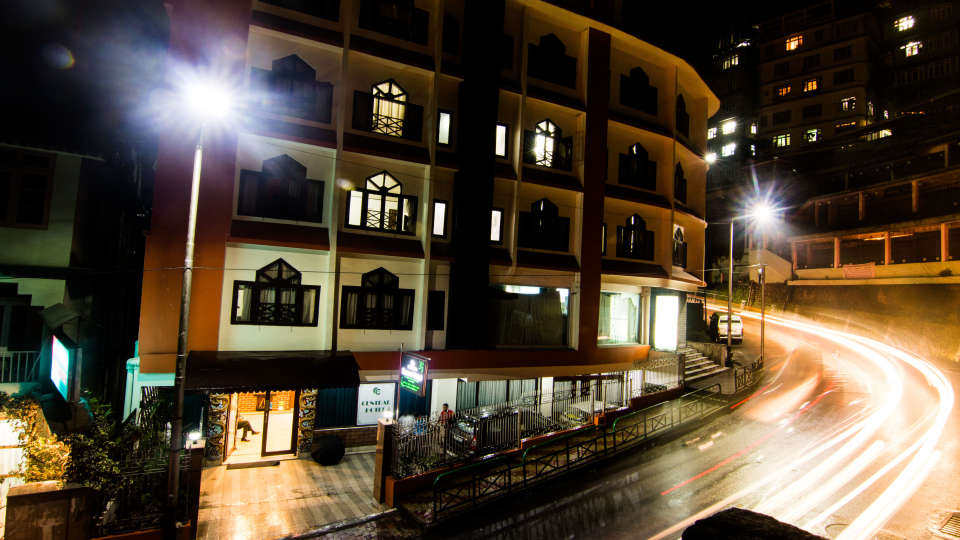 Central Hotel, Gangtok Gangtok facade central hotels gangtok 1