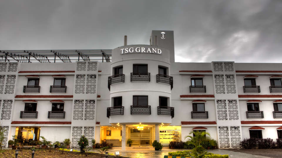 Hotel Grand, Andaman and Nicobar Islands Port Blair Facade Hotel Grand Andaman and Nicobar Islands