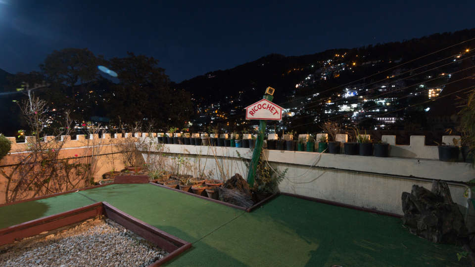Hotel Himalaya, Nainital Nainital Mini Golf Course Hotel Himalaya Nainital 1