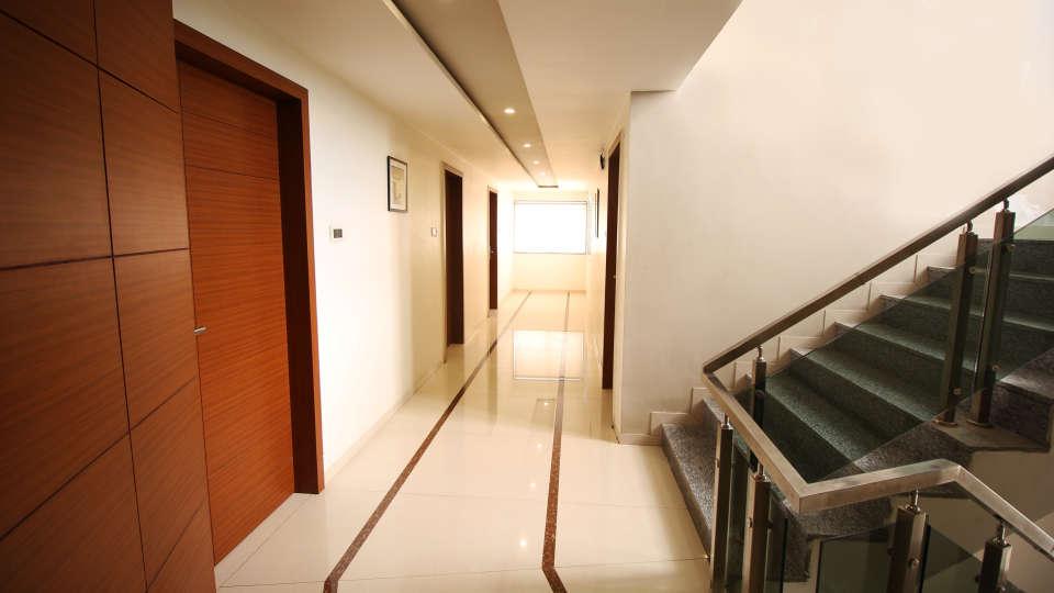 Corridor Hotel Jyoti - Rajkot Gujrat 1