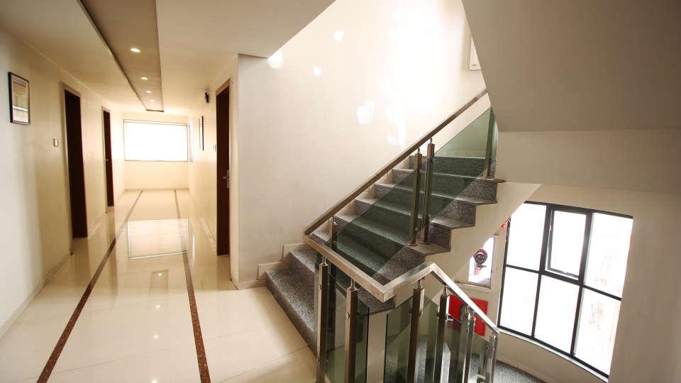 Corridor Hotel Jyoti - Rajkot Gujrat 4