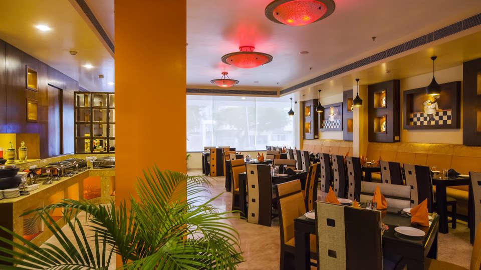 Hotel Kapish Smart, Jaipur Jaipur My Chef Pure Veg. Restaurant Hotel Kapish Smart Jaipur 3