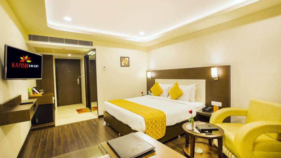 Hotel Kapish Smart, Jaipur Jaipur Deluxe Double Room Hotel Kapish Smart Jaipur 2